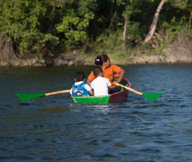 Lake Nicaragua's Asese Bay and Isletas day 4-25