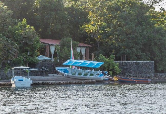Lake Nicaragua's Asese Bay and Isletas day 4-27