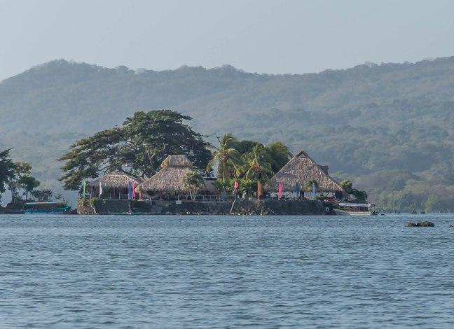 Lake Nicaragua's Asese Bay and Isletas day 4-28