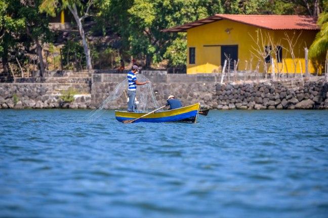Lake Nicaragua's Asese Bay and Isletas day 4-80