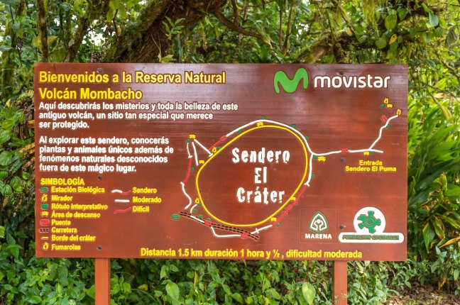Volcan Mombacho-Granada-19
