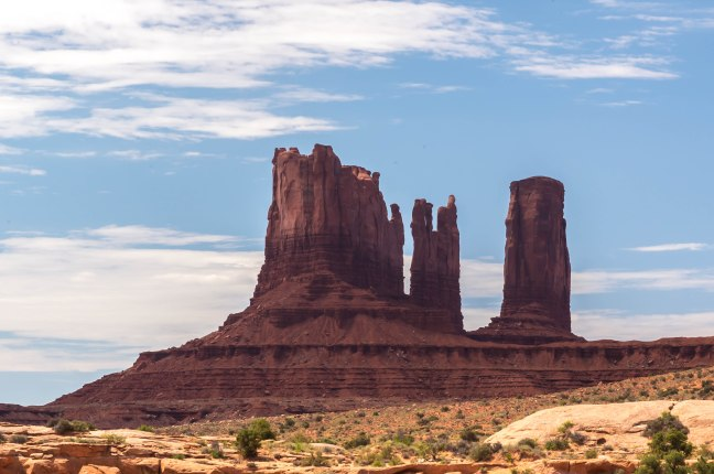 Monument Valley and 4 corners-4